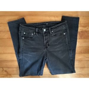 Free People Peyton High Rise Skinny Jeans